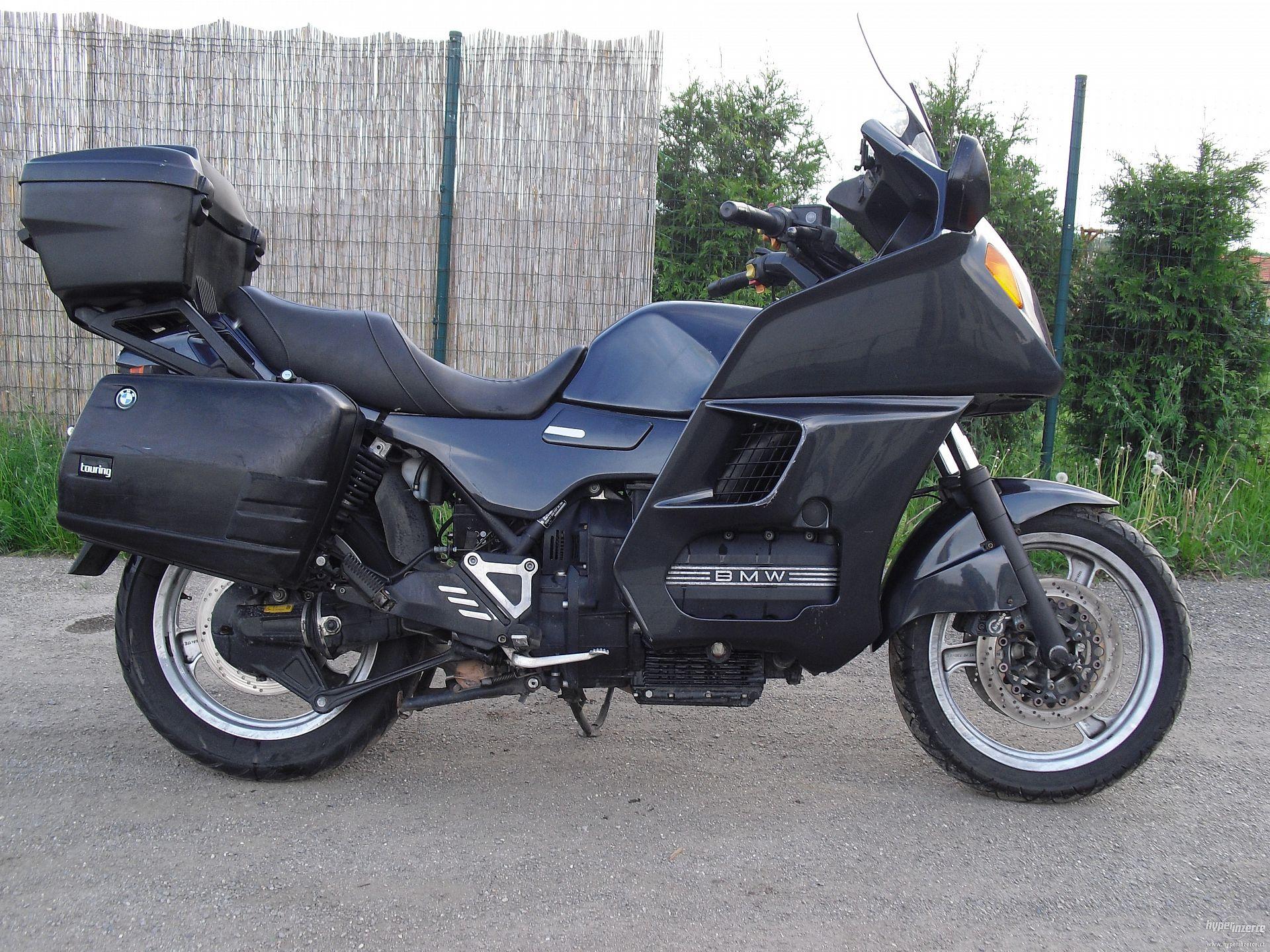 BMW K1100LT фото сбоку