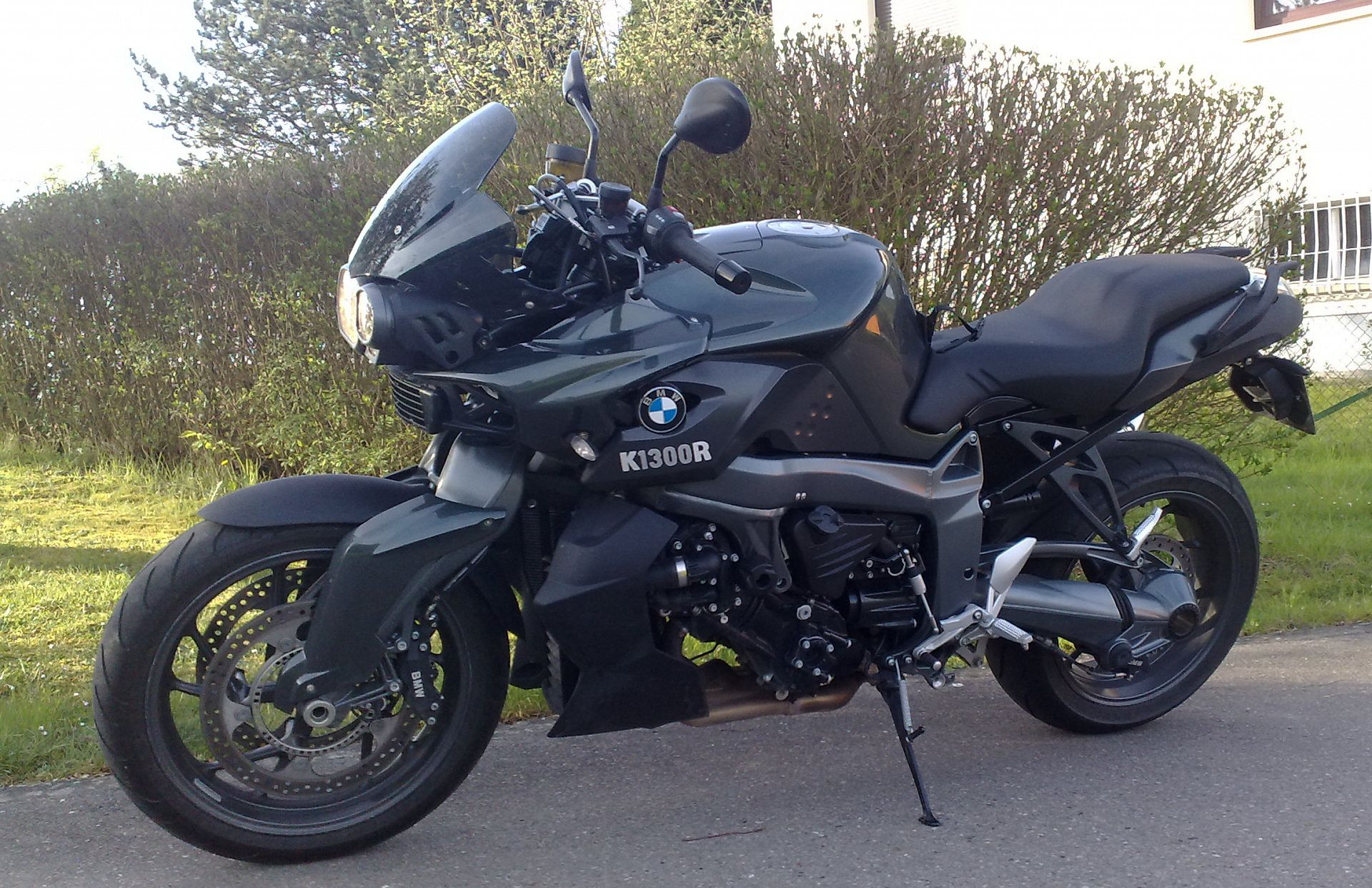 BMW K1300R фото