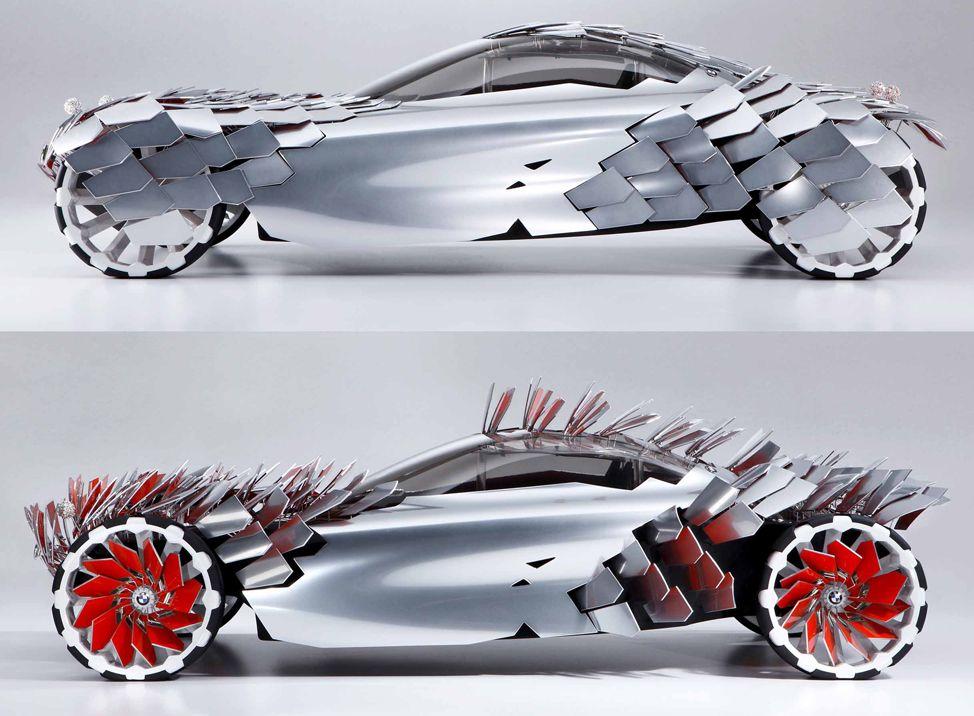 концепткар BMW Lovos