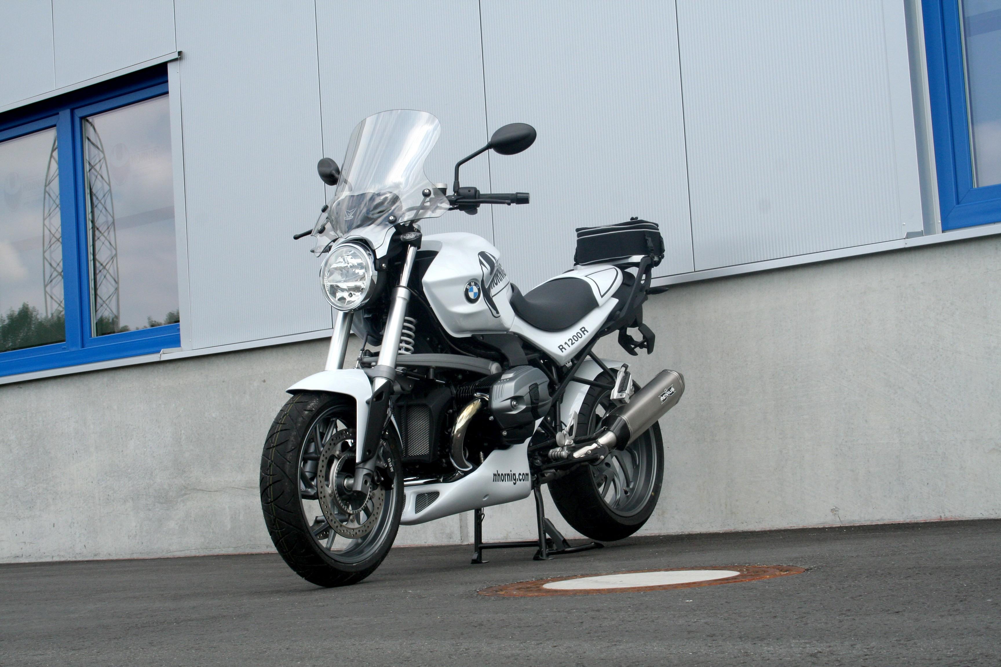 BMW R1200R пилицейский