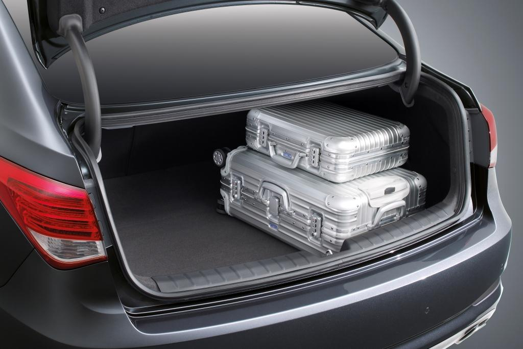 Багажник для Соляриса вместительность