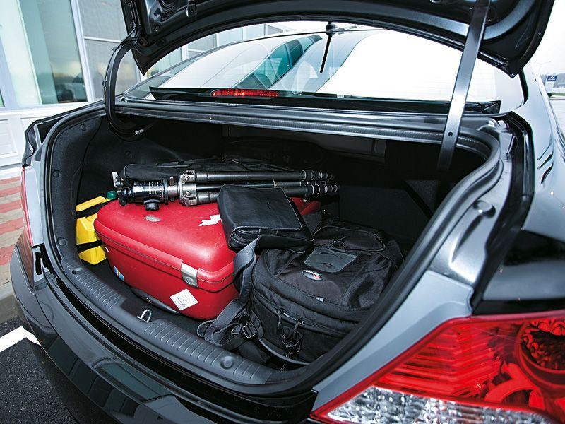 Багажник для Соляриса