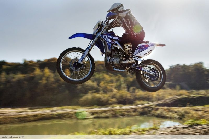 Baltmotors Dakar фото сбоку
