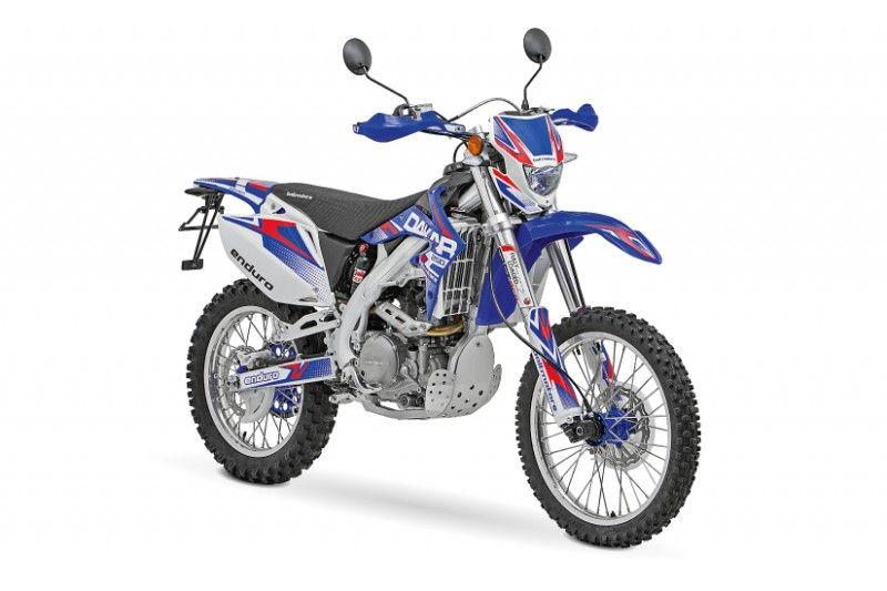 Baltmotors Dakar вид спереди