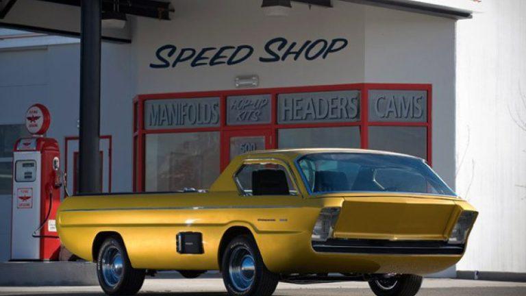 концепткар Dodge Deora (1967)