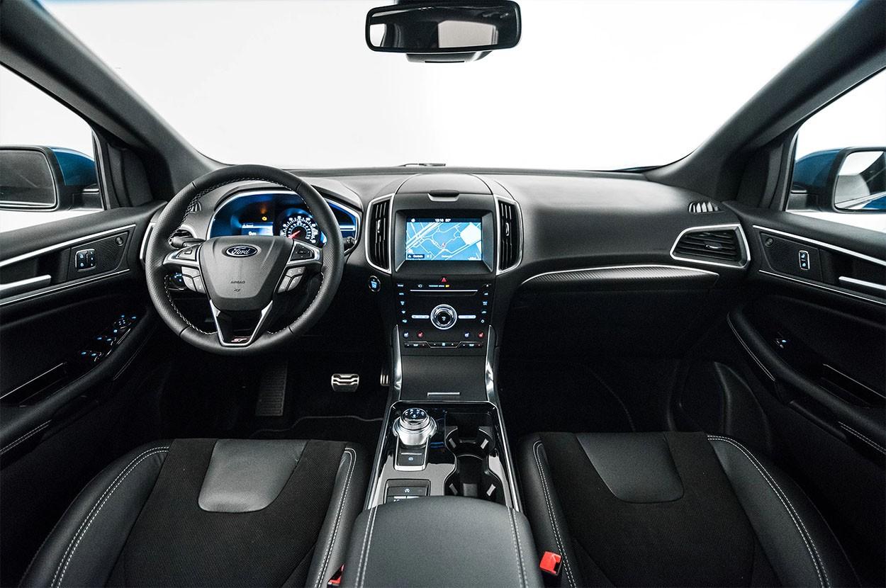 Ford Edge фото салон