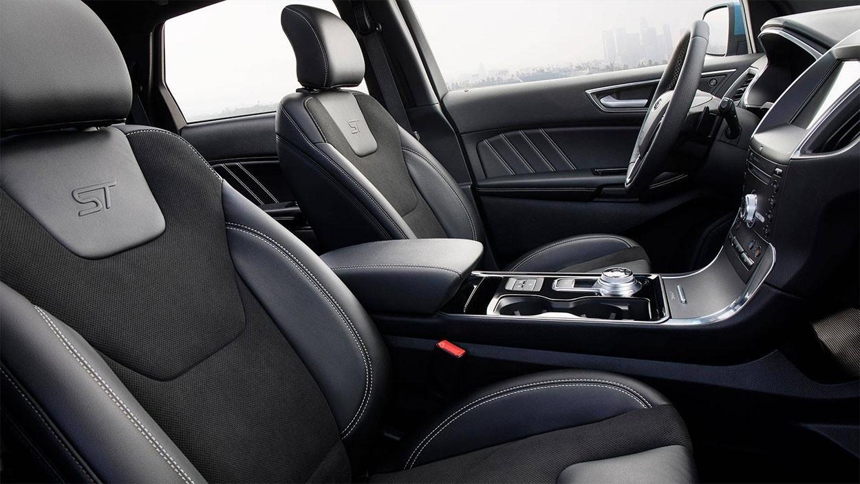Ford Edge передние сидения