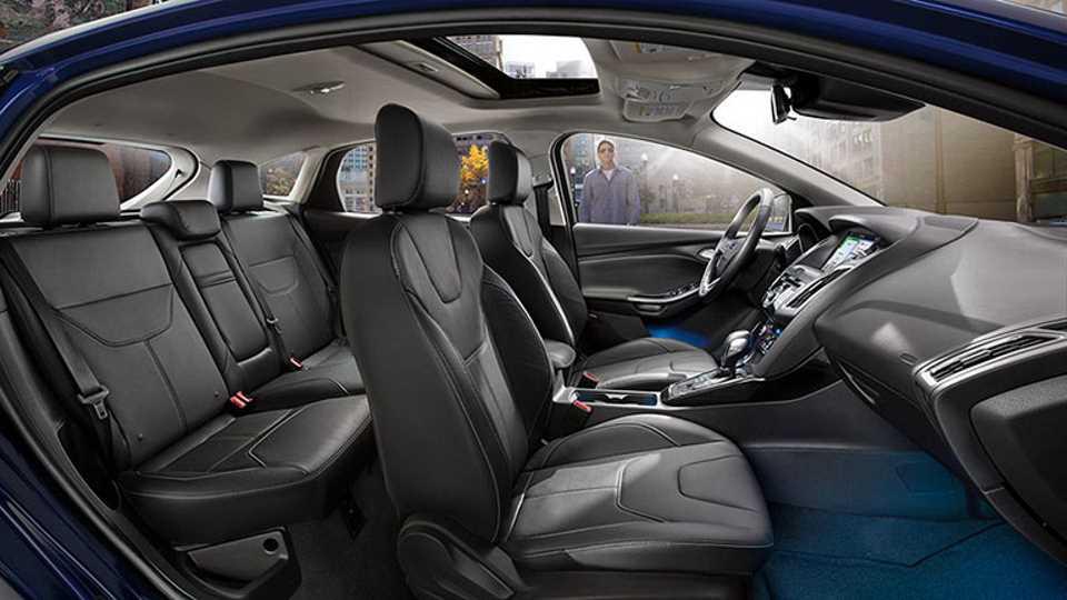 Ford Focus фото интерьер
