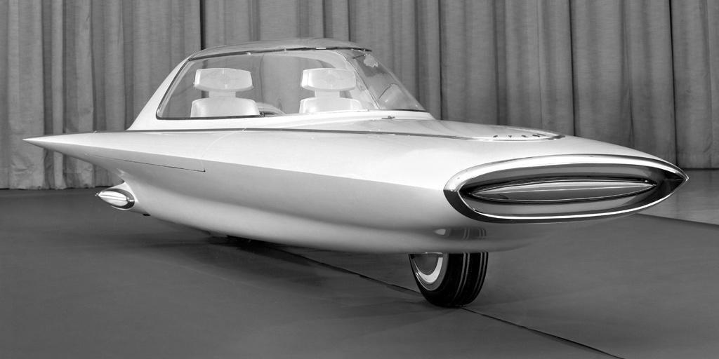 концепткар Ford Gyron (1961)