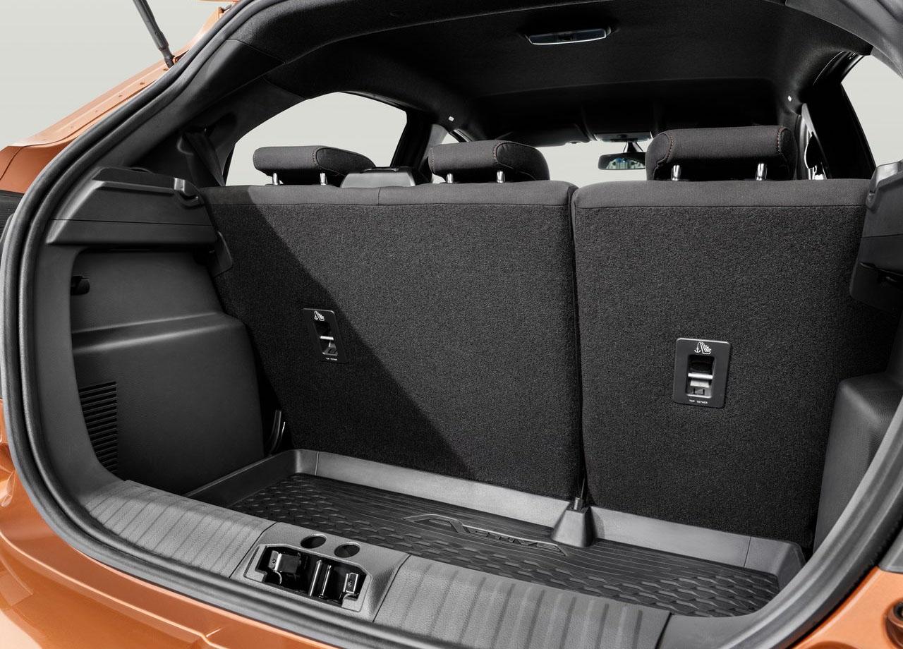 Форд Ка багажник