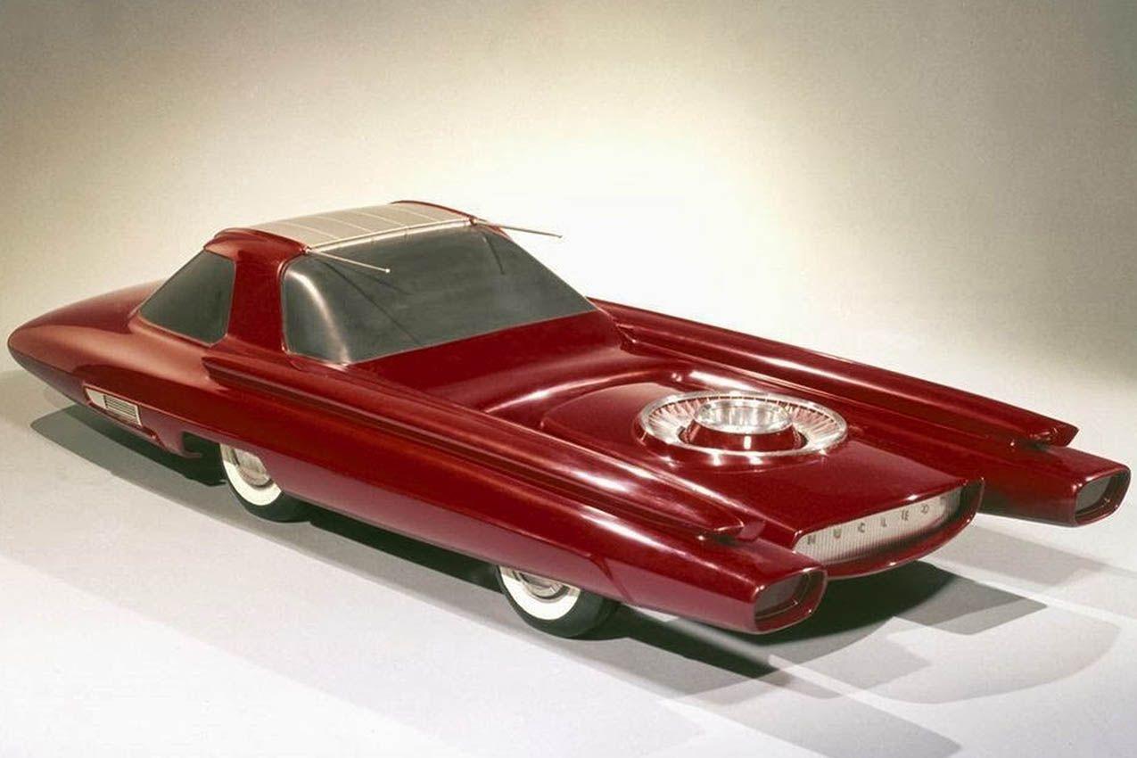 концепткар Ford Nucleon (1958)
