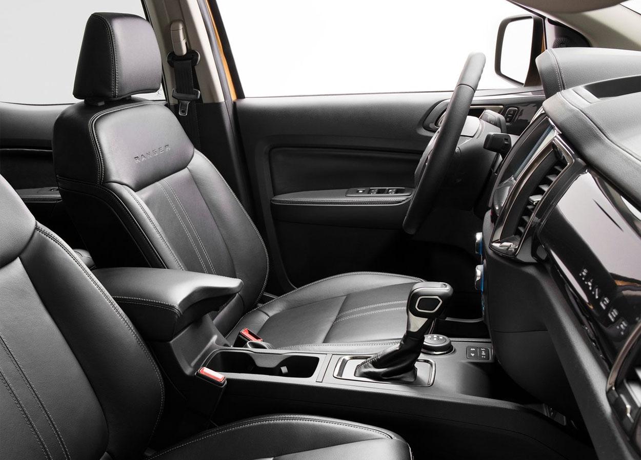 Ford Ranger передние сидения