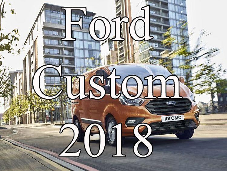 Форд Транзит 2018 фото