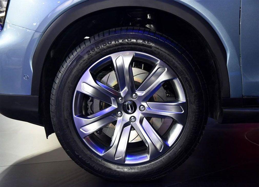 GAC Trumpchi GS8 2018 колёса