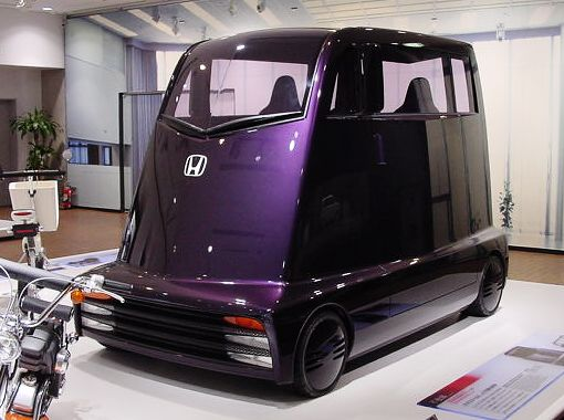концепткар Honda Fuya-Jo
