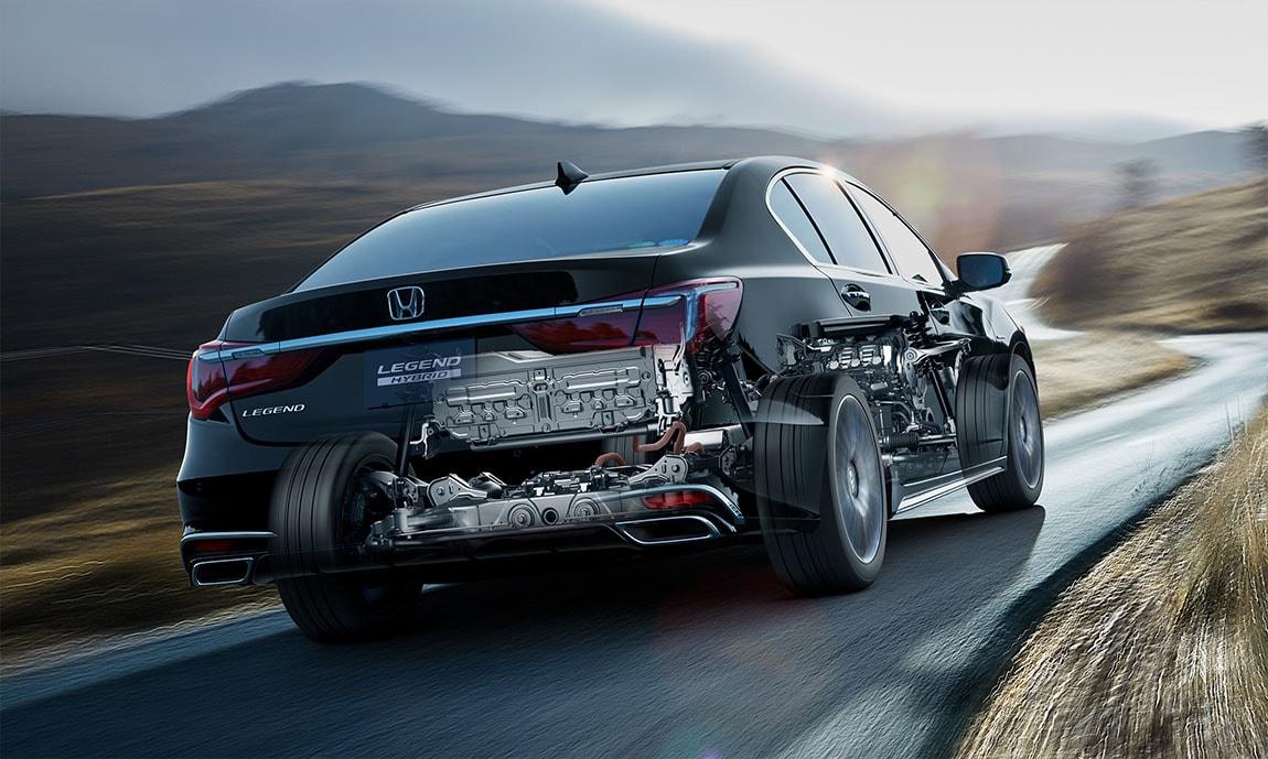 Хонда Легенд технические характеристики