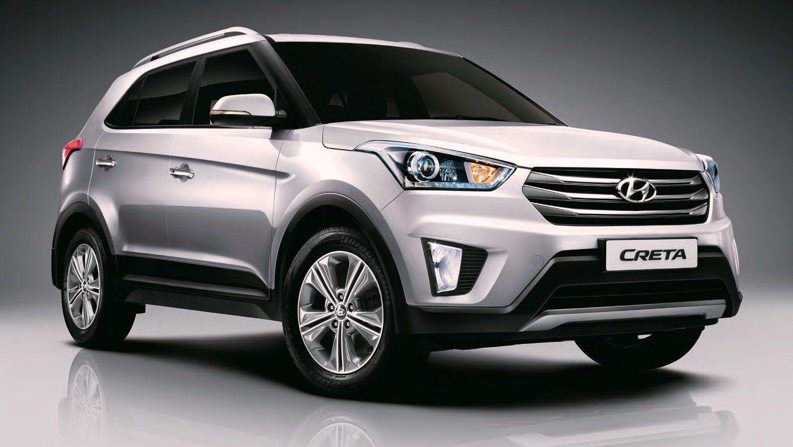 Hyundai Creta угон