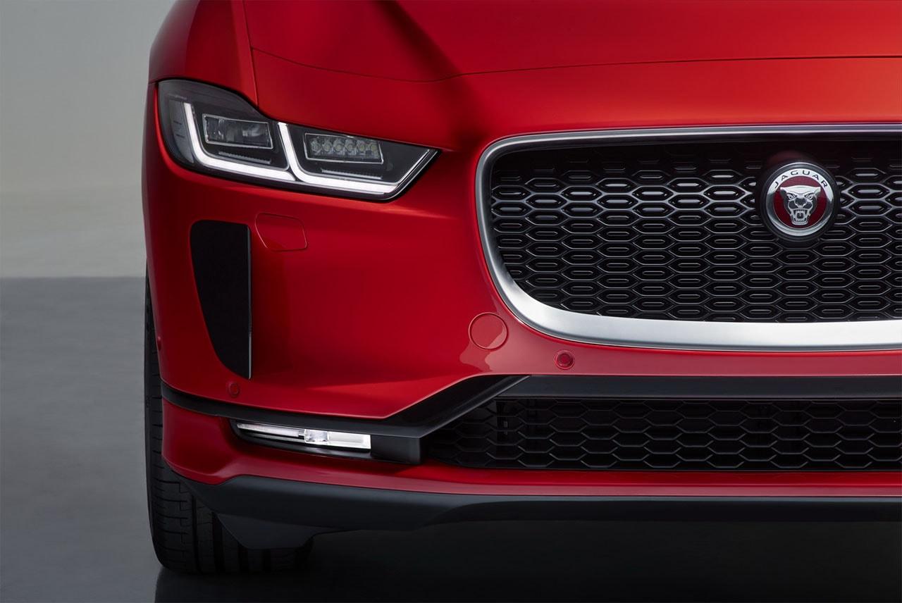 Jaguar I-Pace фары