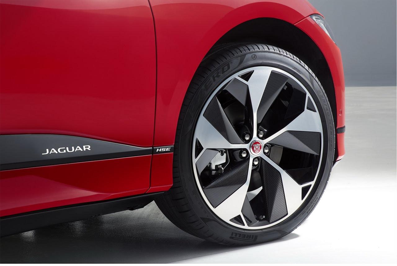 Jaguar I-Pace колёса