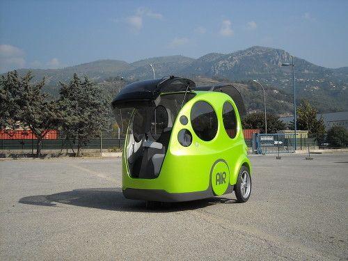 концепткар MDI Air Car