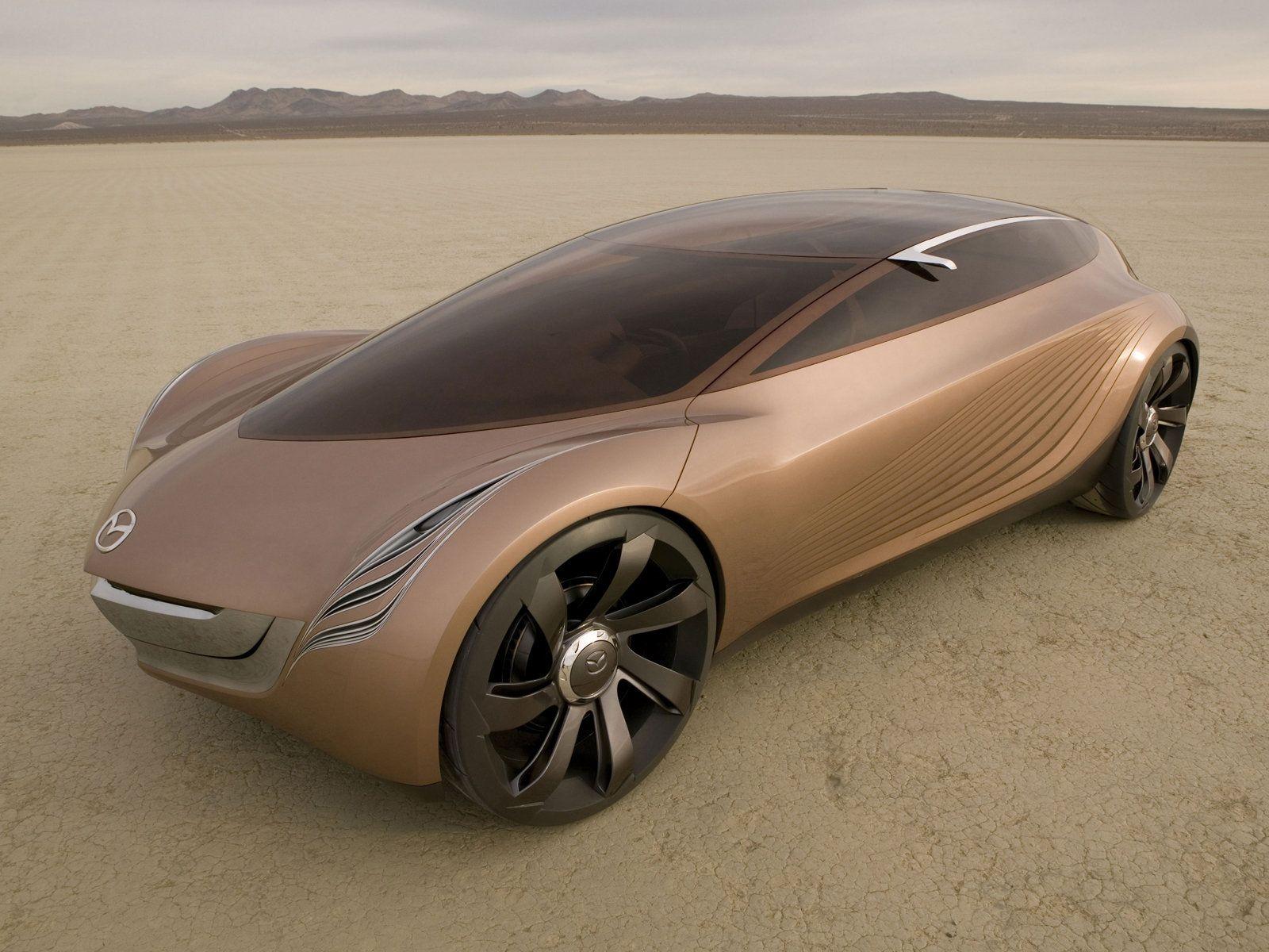концепткар Mazda Nagare