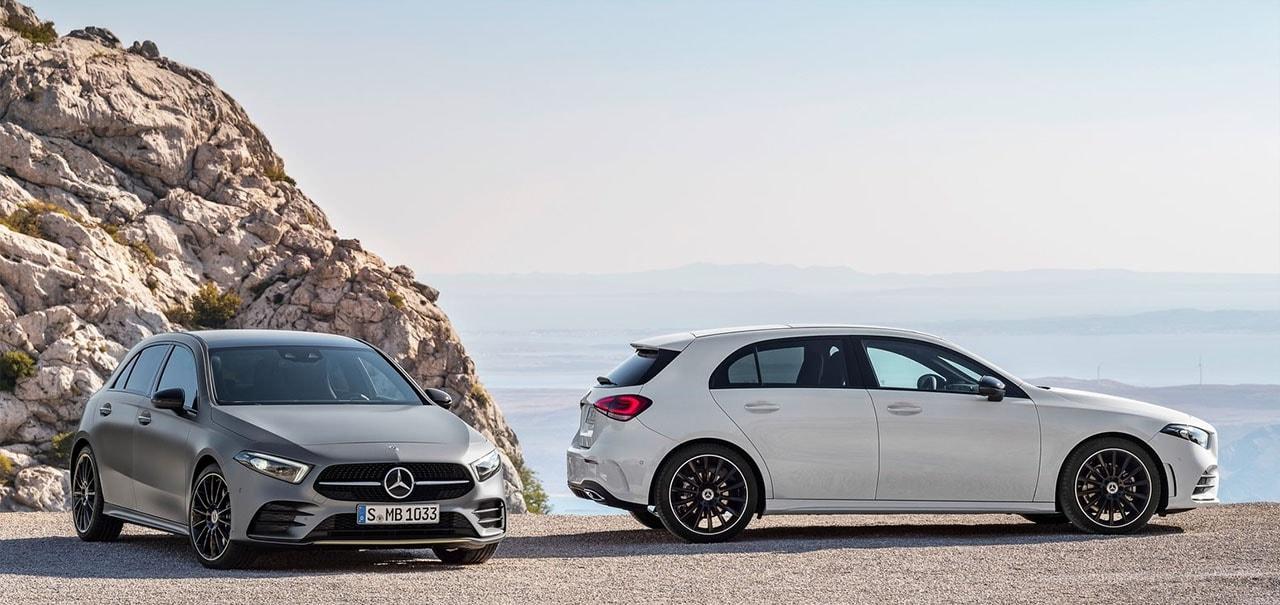 Mercedes-Benz A-Class обзор