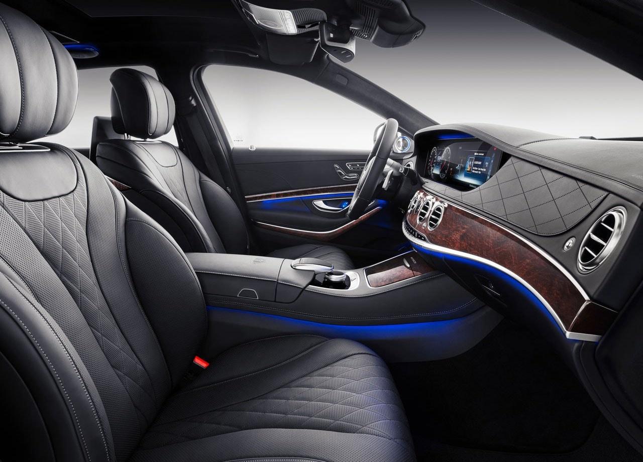 Mercedes Maybach S салон