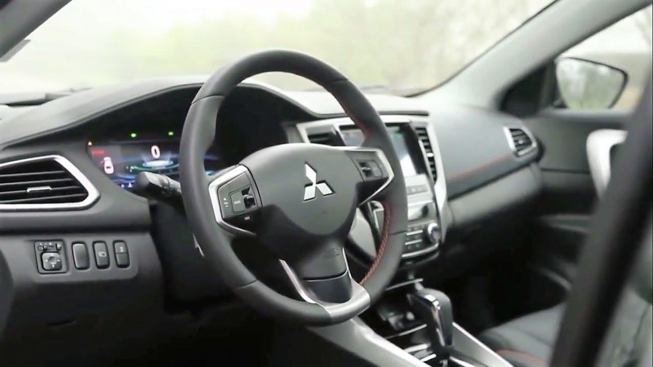 Mitsubishi Grand Lancer 2017 руль