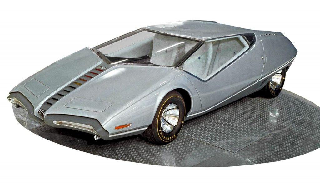концепткар Nissan 126X (1970)