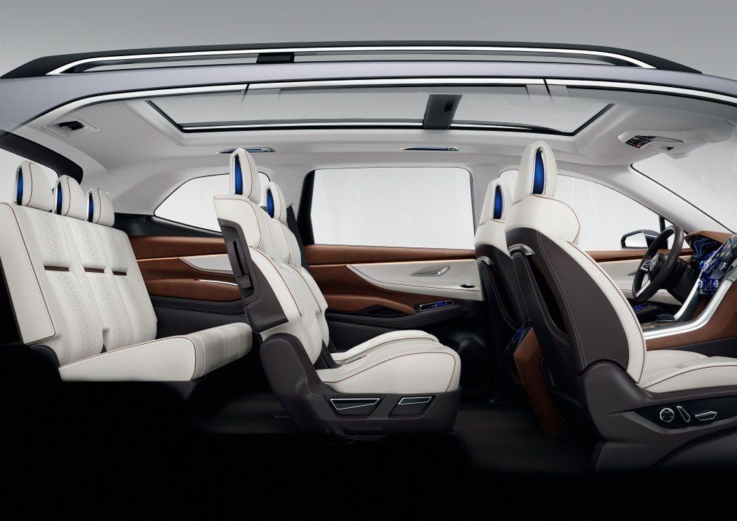 Новый Subaru Ascent обзор салон
