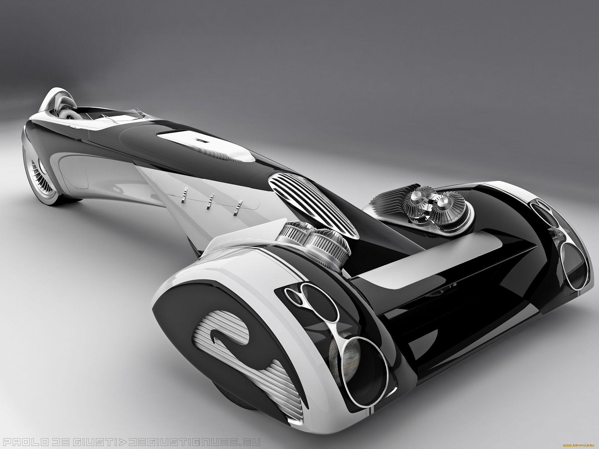 концепткар Peugeot Egochine