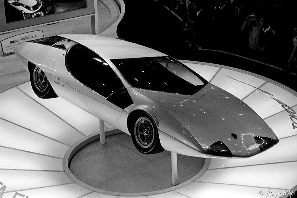 концепткар Toyota EX-III