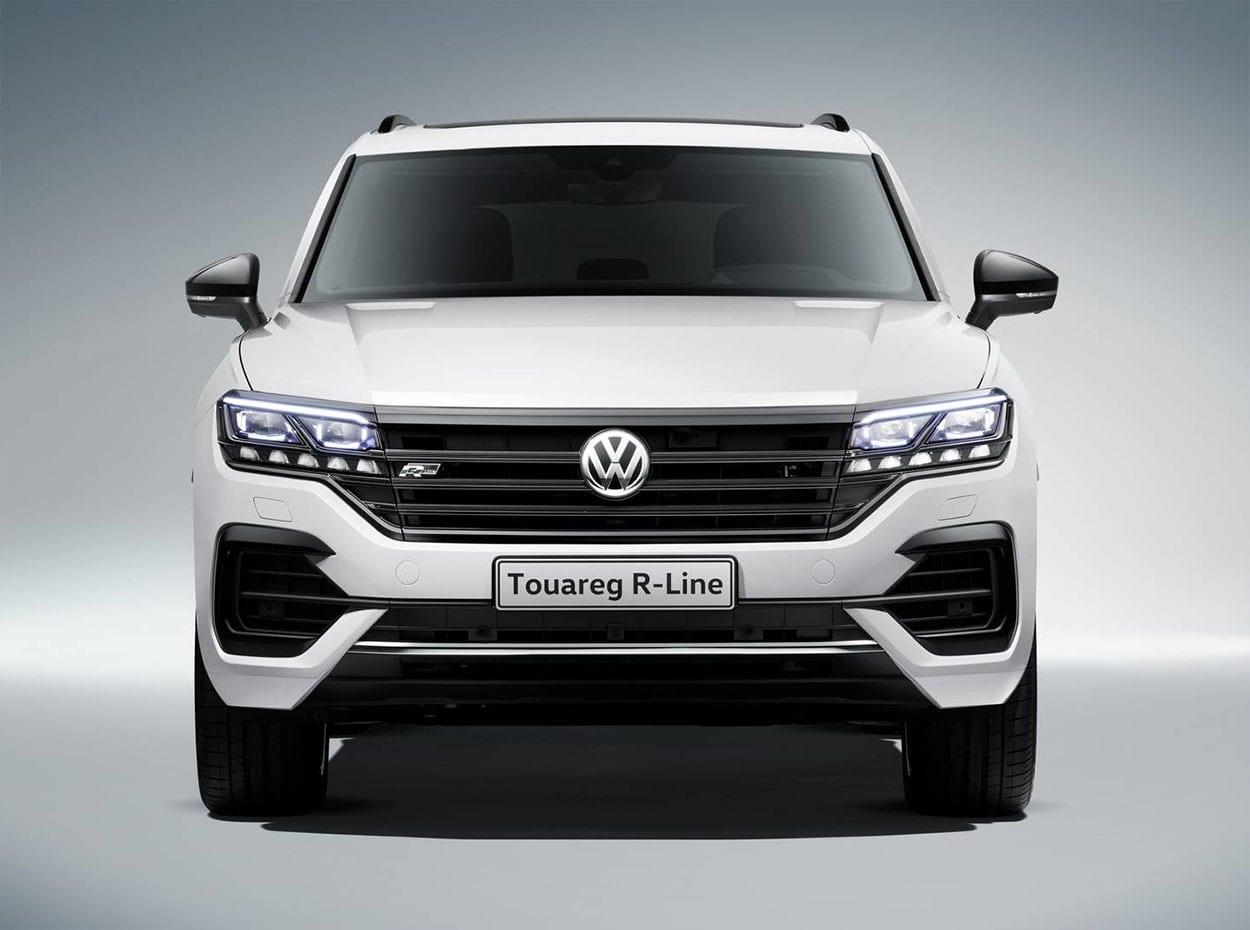 VolkswagenTouareg 3 r line