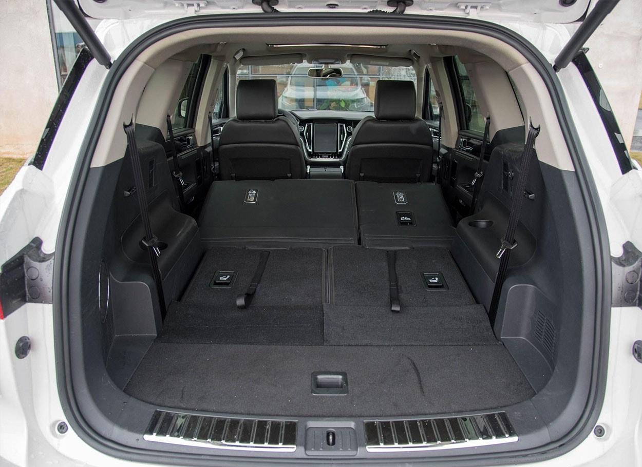 ZotyeT800 багажник 2