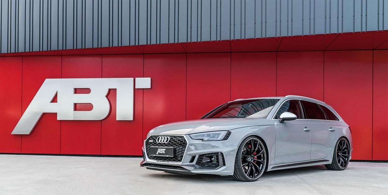 фото ABT Audi RS4 Avant 2018