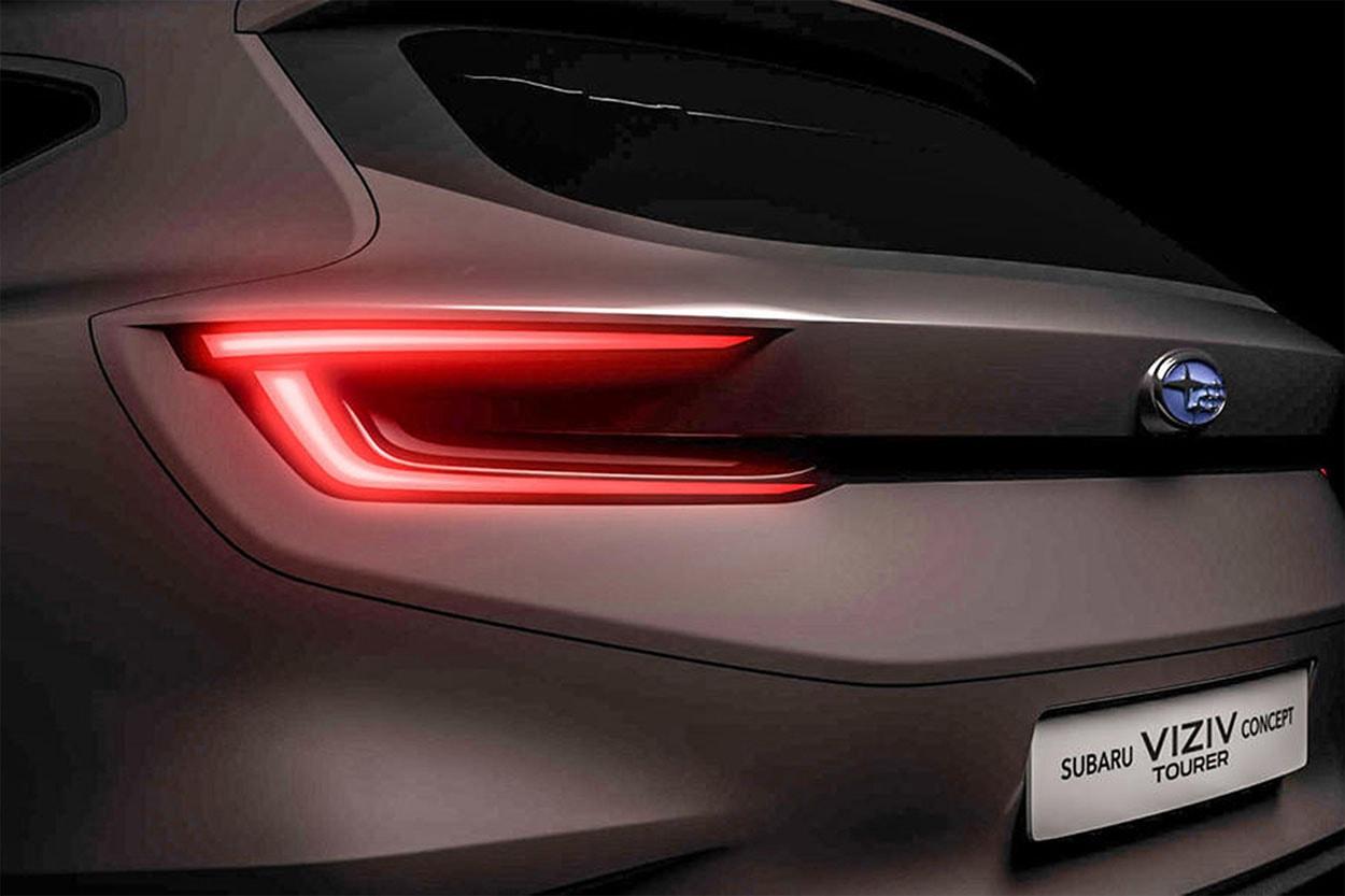 фото Subaru Viziv Tourer Concept женевский автосалон 2018