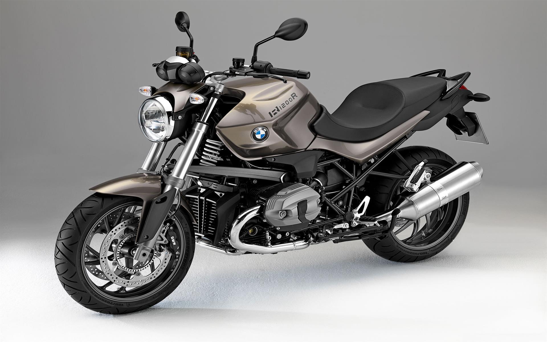 мотоцикл BMW R1200R фото