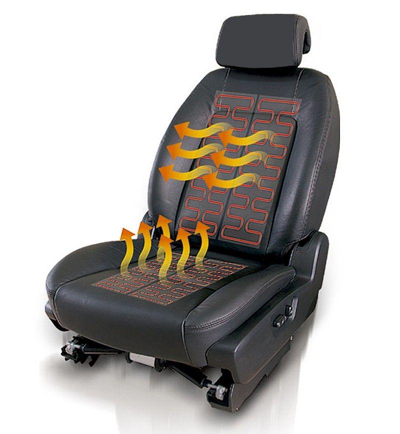 подогрев сиденья в автомобиле