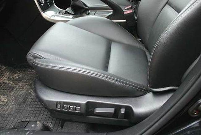проверить пробег автомобиля по сиденьям