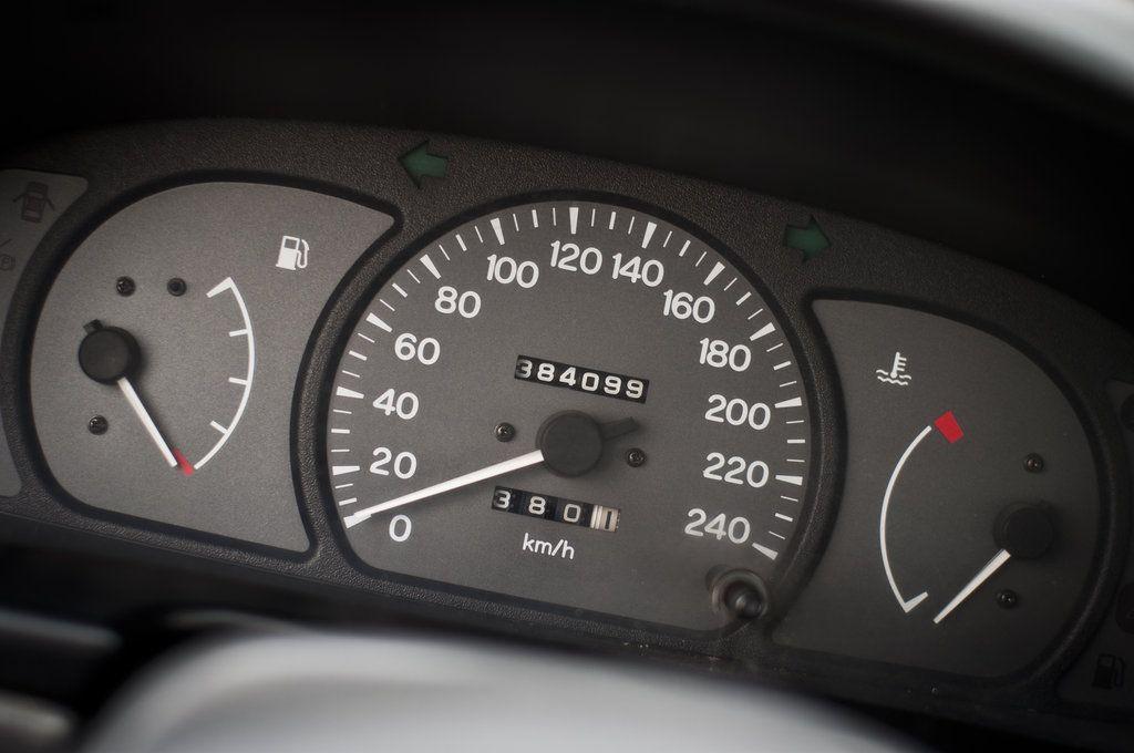 проверить пробег автомобиля