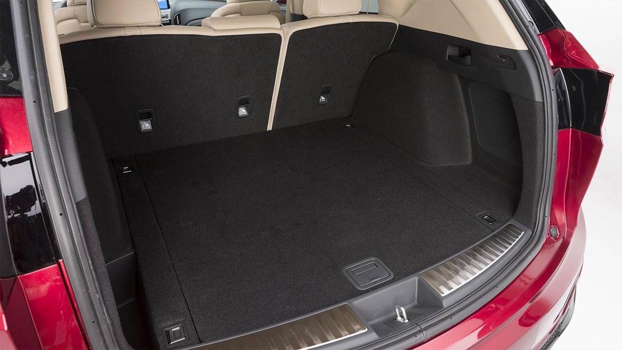 Acura RDX багажник