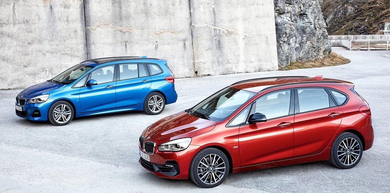 BMW 2-Series Active и Gran Tourer фото