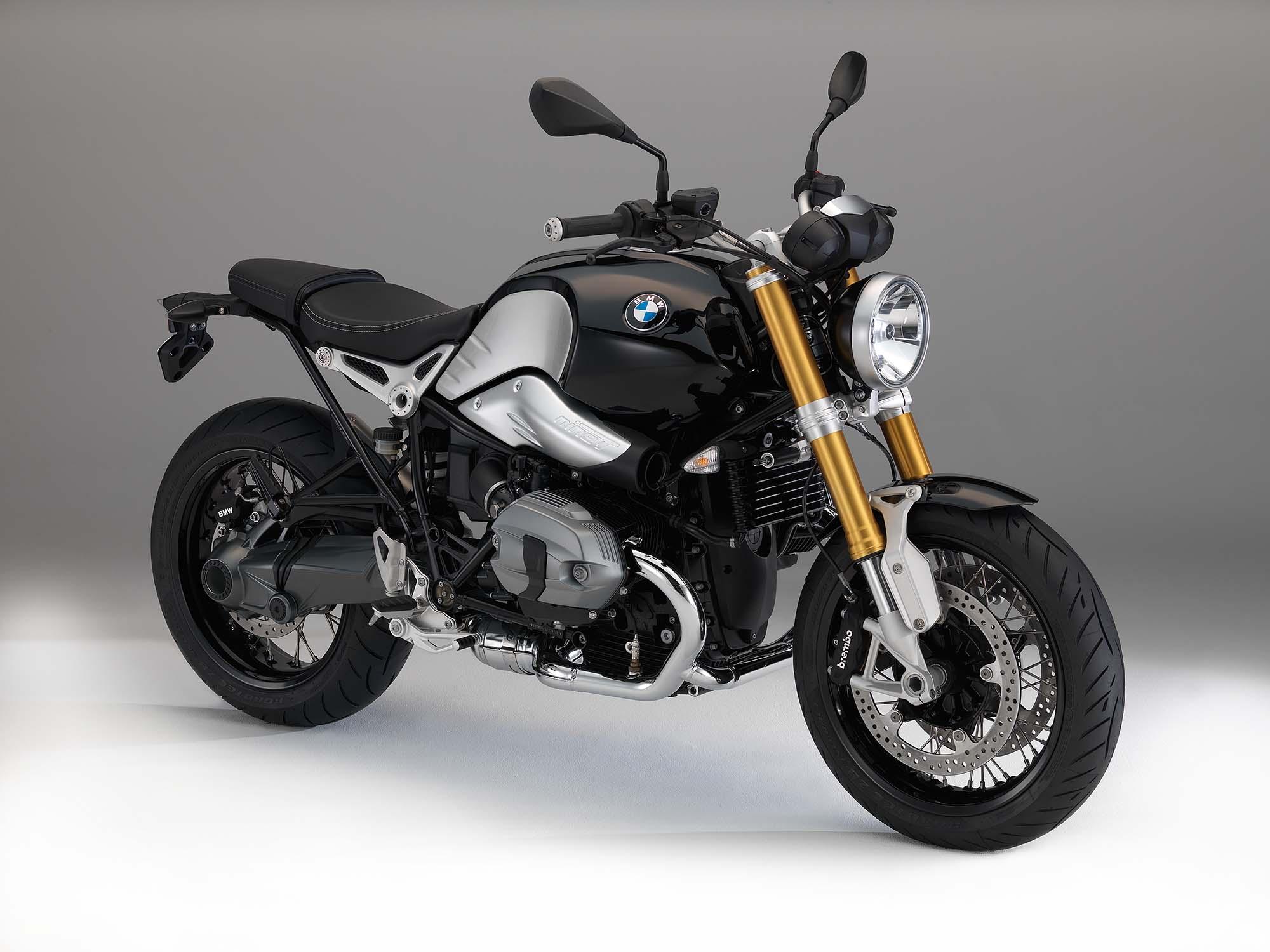 BMW R Nine фото