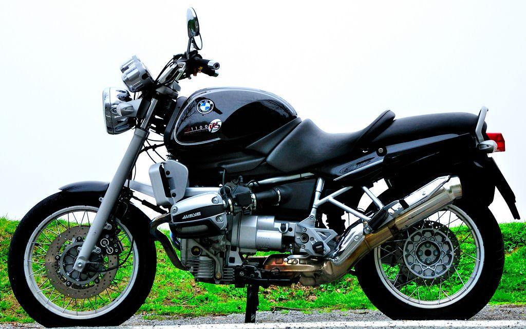 BMWR100R фото сбоку