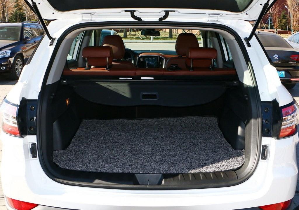 BrillianceV6 багажник