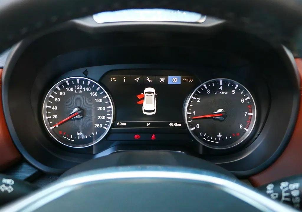 BrillianceV6 фото панель управления