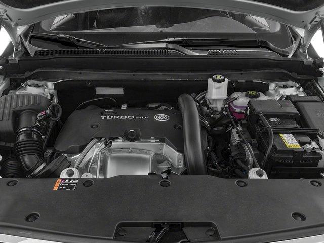 Buick Envision фото двигатель