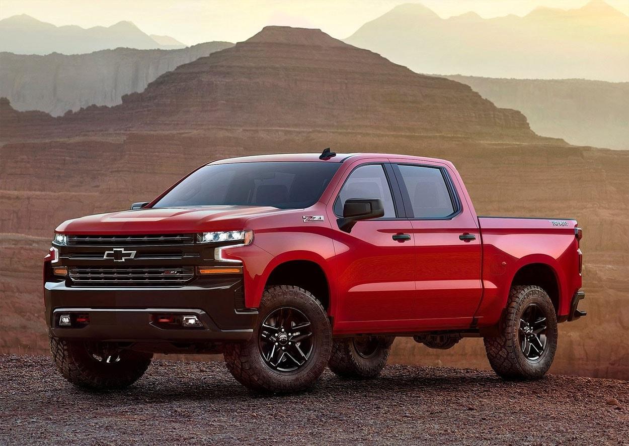 ChevroletSilverado фото