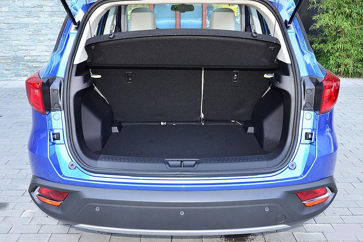 Hanteng X5 багажник