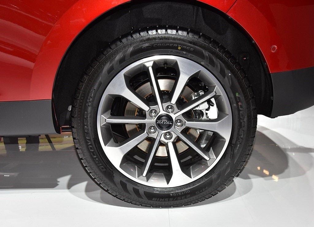 Haval F5 колёса